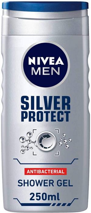 NIVEA SILVER PROTECT SHOWER GEL 250ml