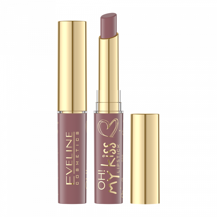 Eveline OH! MY KISS COLOUR AND CARE LIPSTICK 2 IN 1