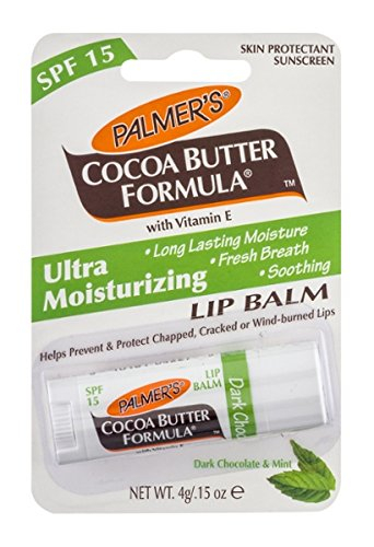 Palmer's Cocoa Butter Lip Balm Dark Chocolate and Mint