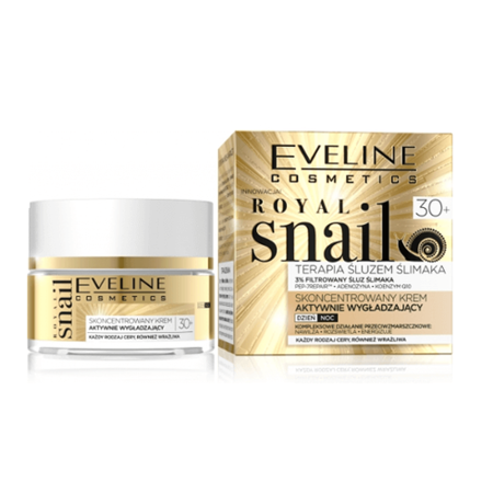 Eveline Royal Snail Concentrated Active Smoothing Cream 50ml