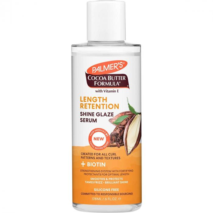Palmer's Cocoa Butter & Biotin Length Retention Shine Glaze Serum