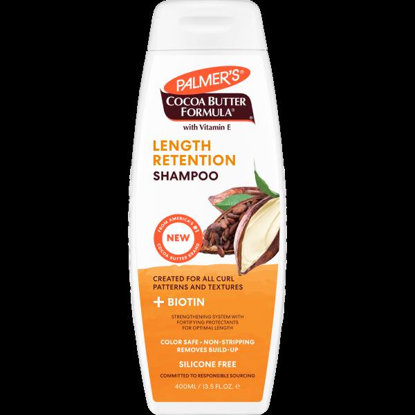 PALMER'S COCOA BUTTER Length Retention Shampoo 400ML