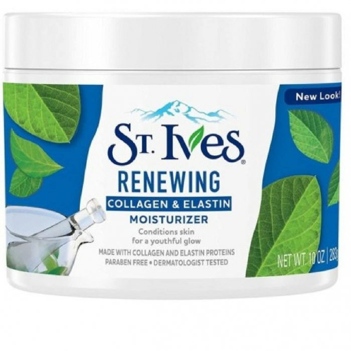 St Ives Renewing Collagen and Elastin Face Moisturizer