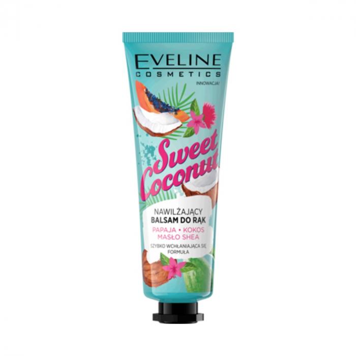 Eveline SWEET COCONUT Hand Cream 50ml