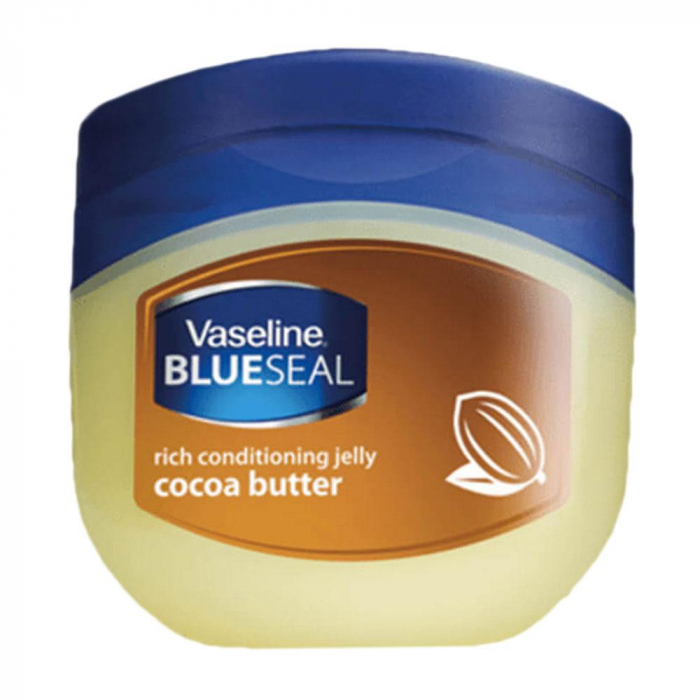 Vaseline® Blue Seal Cocoa Butter Petroleum Jelly