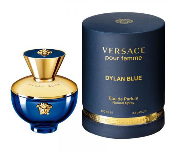 VERSACE DYLAN BLUE EDP WOMEN 100ML
